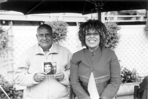 Roberta Flack és Sri Chinmoy