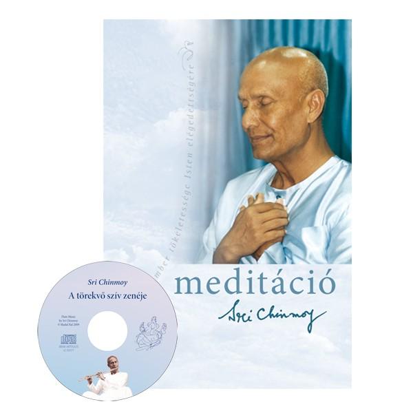 Sri Chinmoy - A meditáció kézikönyve